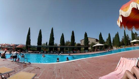 Casino di Terra, İtalya: vista da psicina