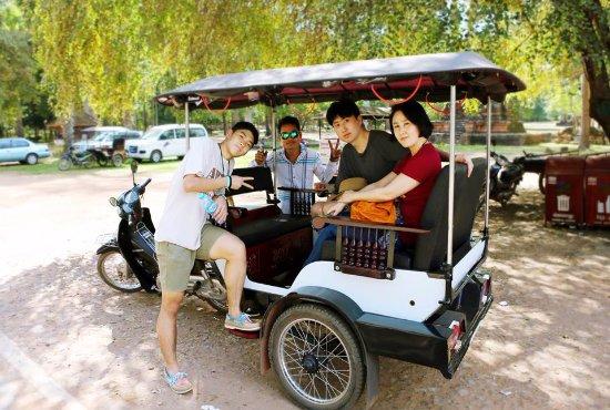 Amazing Angkor Driver