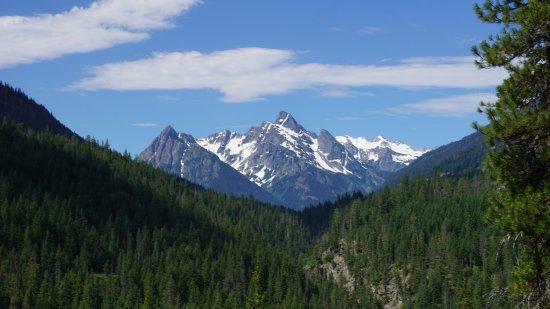 Stehekin, WA: Agnes Mountain