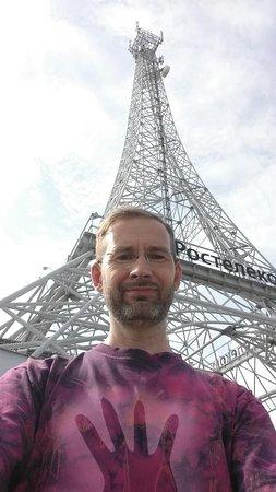 Parizh, Rússia: эйфелева башня