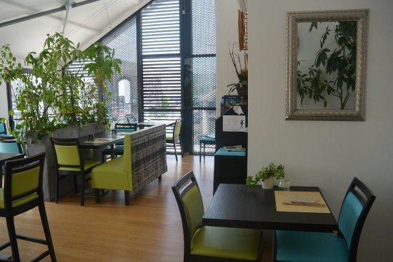 Pakrao : Intérieur restaurant - étage