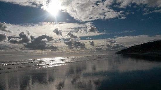 Waiuku, New Zealand: Karioitahi Beach