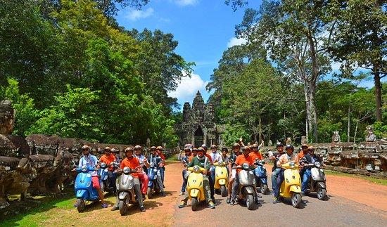 Vespa Adventures Siem Reap