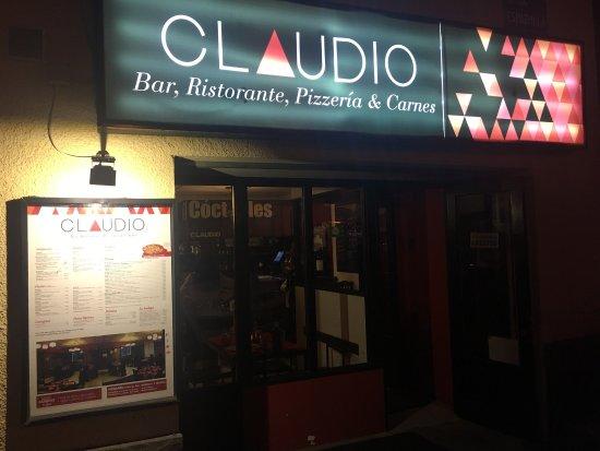 Restaurante italiano y Pizzeria Claudio Acv2: photo0.jpg