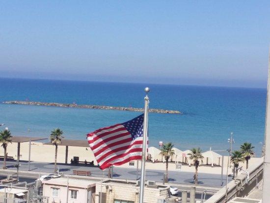 The Embassy Hotel Tel Aviv: .