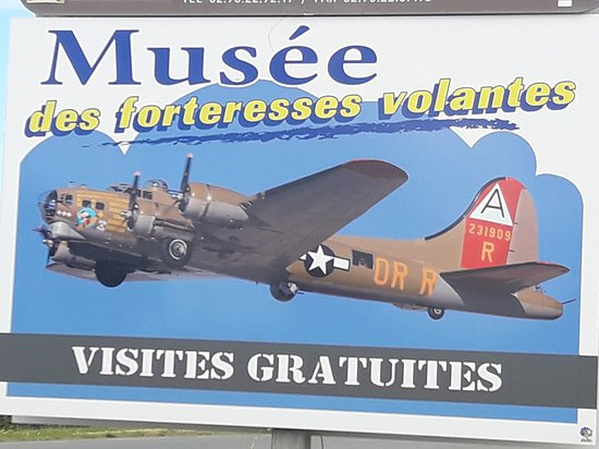 Musee des Forteresses Volantes