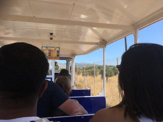 Hersonissos Train Day Tour Photo