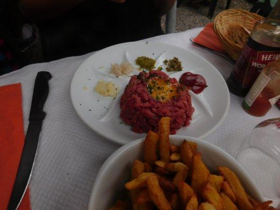 Impec et frais photo de la trinquette annecy le vieux - Restaurant avenue du petit port annecy ...
