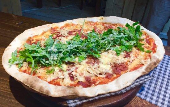 Carrigart, Irlandia: The Goose & Gander Pizzeria
