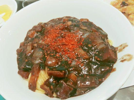 Joong koog jip korean chinese restaurant restaurant for Accord asian cuisine ny