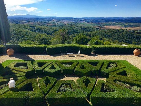 A true Italian experience...Luxury down to the basics