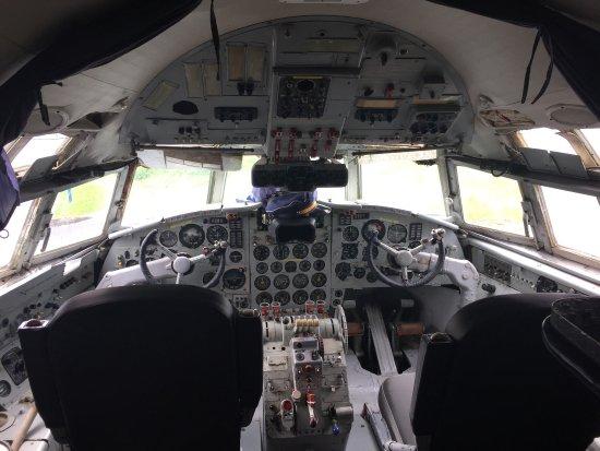 Vliegtuigsuite Foto