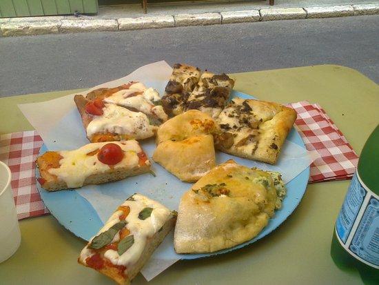 PIZZA & CO : assiette pour deux