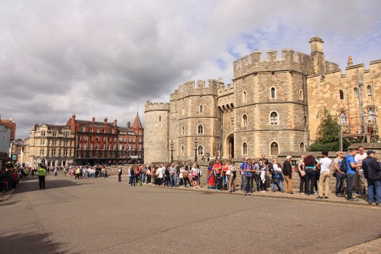 Windsor castle worth visiting