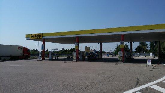 Province of Padua, Italy: Distributore