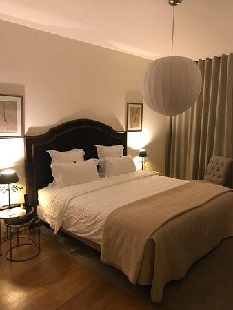 Chambre Romantique Picture Of Hotel De La Villeon Tournon Sur