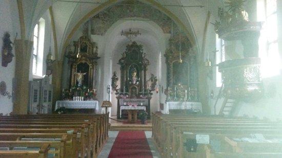 Pfarrkirche zum hl. Jakobus dem Älteren