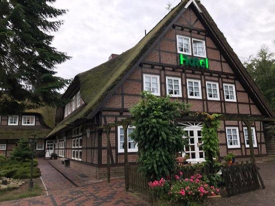 Undeloh, Alemania: Main building