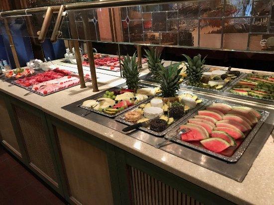 Undeloh, Alemania: Breakfast buffet