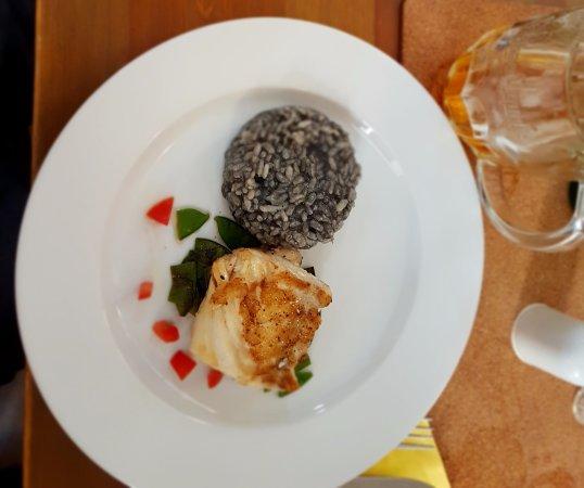 Trebic, Repubblica Ceca: pescado (bacalao o abadejo, no lo aclaramos)