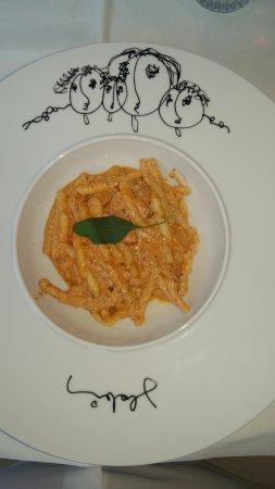 Cucina De Luca Gastronomia: Verse pasta.