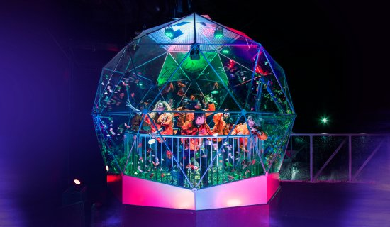 The Crystal Maze LIVE Experience, Manchester