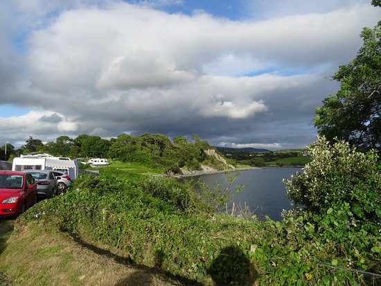 Ballylickey, Irlandia: Eagle Point Camping