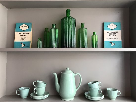 Our Tea Is Served In Vintage Woods Ware Beryl Picture Of Cabinet