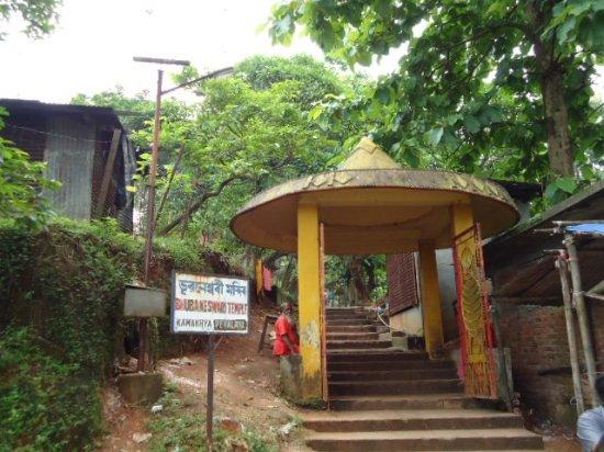 Bhubaneswari Temple