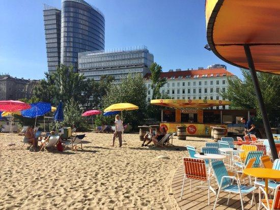 Strandbar Herrmann Wien