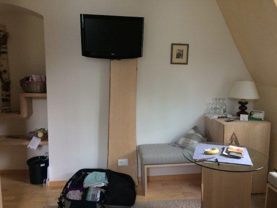 Hotel Villa Freiheim: Zimmer 9