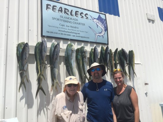 Fearless Fishing Charters Photo