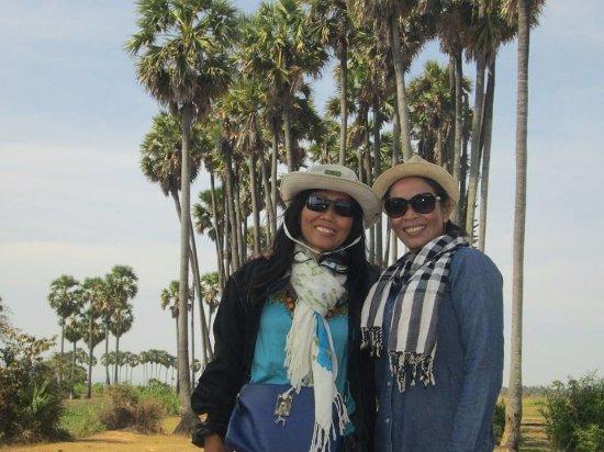 Kampong Thom, Cambodja: Nos Chéries..xxx