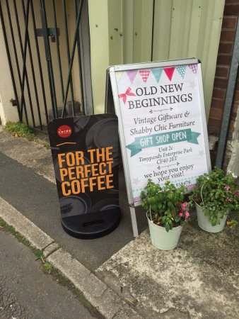 Tonypandy, UK: Verde Coffee.....nothing quite hits the mark like this!