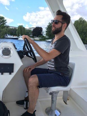 Solarwaterworld - Solarbootsverleih