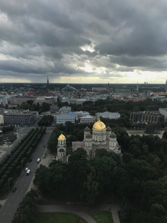 Best views of Riga