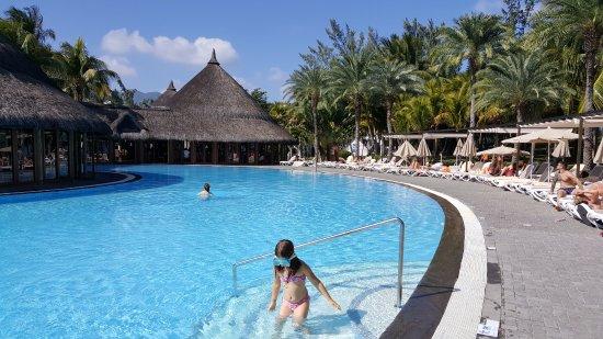 Hotel Riu Creole: Main swimming pool