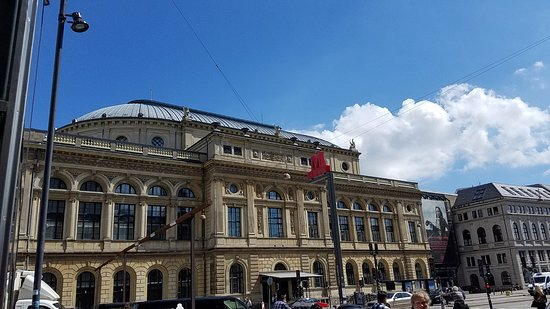Det Kongelige Teater Gl. Scene