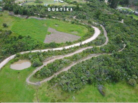 Tibasosa, Colombia: vista aérea Guatika