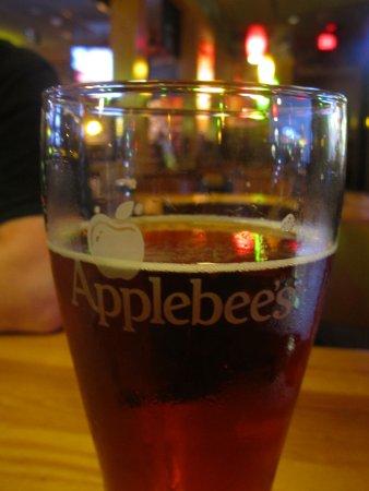 Applebee's: birra