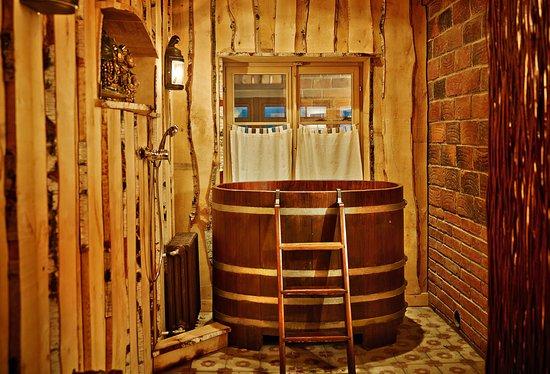 die russische banja foto di bleiche resort spa burg spreewald tripadvisor. Black Bedroom Furniture Sets. Home Design Ideas