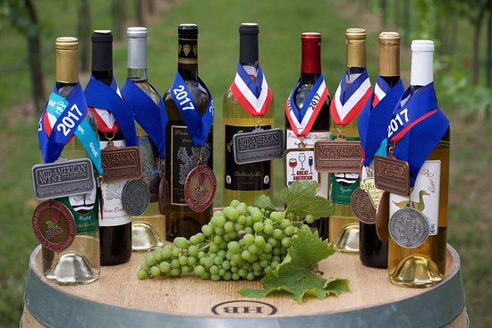 Muskogee, OK: Award winning Oklahoma Wine, Pecan Creek Winery