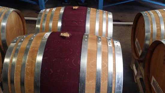 Muskogee, OK: Pecan Creek Wine Barrels
