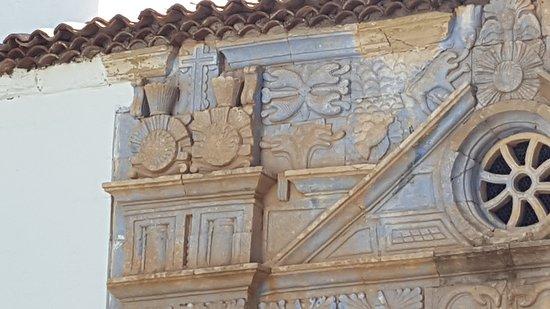 Nuestra Senora de la Regla : Fresken links