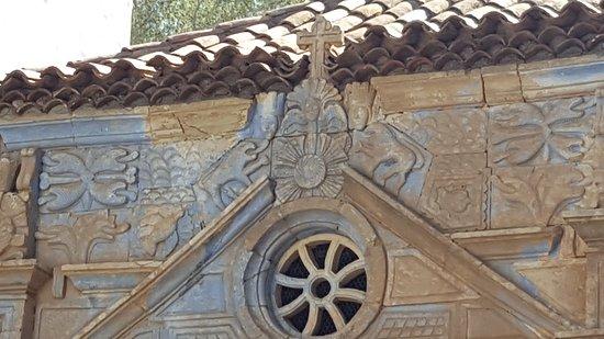 Nuestra Senora de la Regla : Fresken Mitte