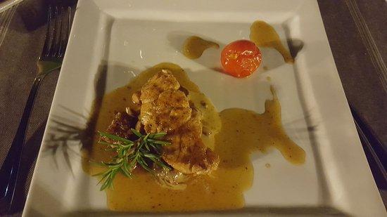 Gincla, France: ris de veau