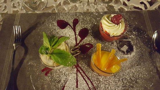 Gincla, France: assiette gourmande