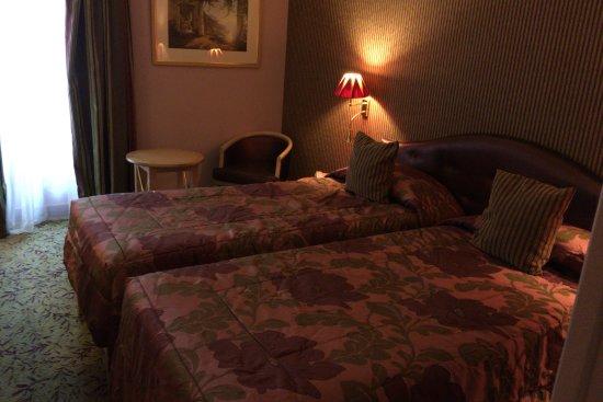 Hotel Central Saint Germain: ツインルーム