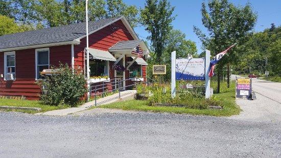 Σάρλοτ, Βερμόντ: Excellent little diner!