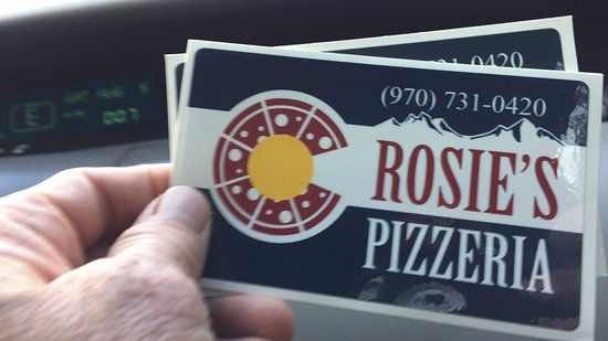 Rosie's Pizzeria: photo0.jpg